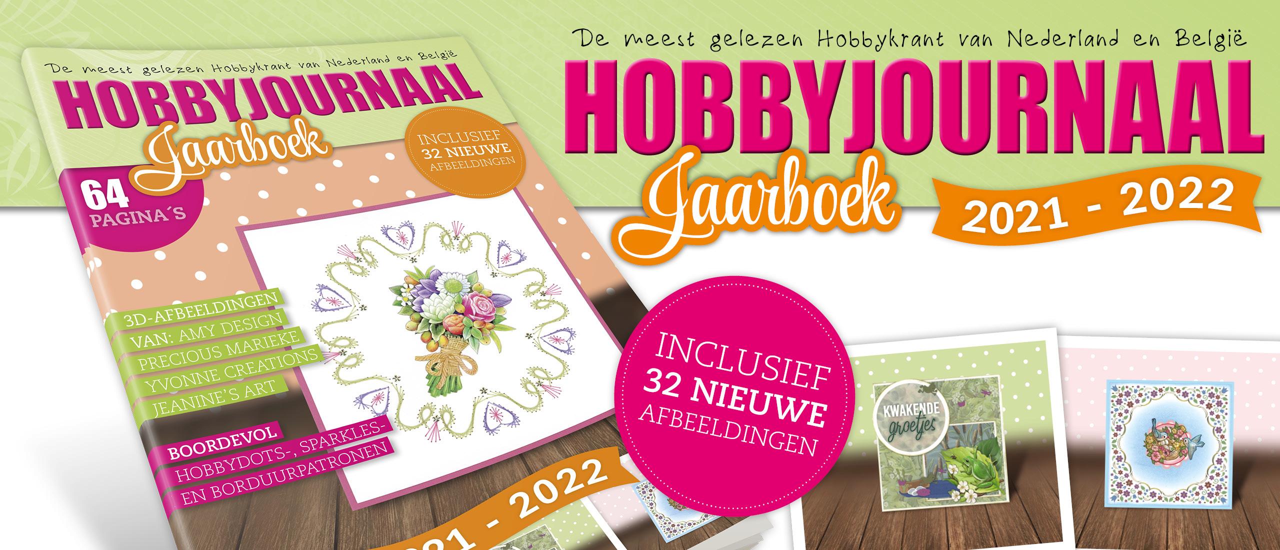 Hobbyjournaal Jaarboek-2021-2022