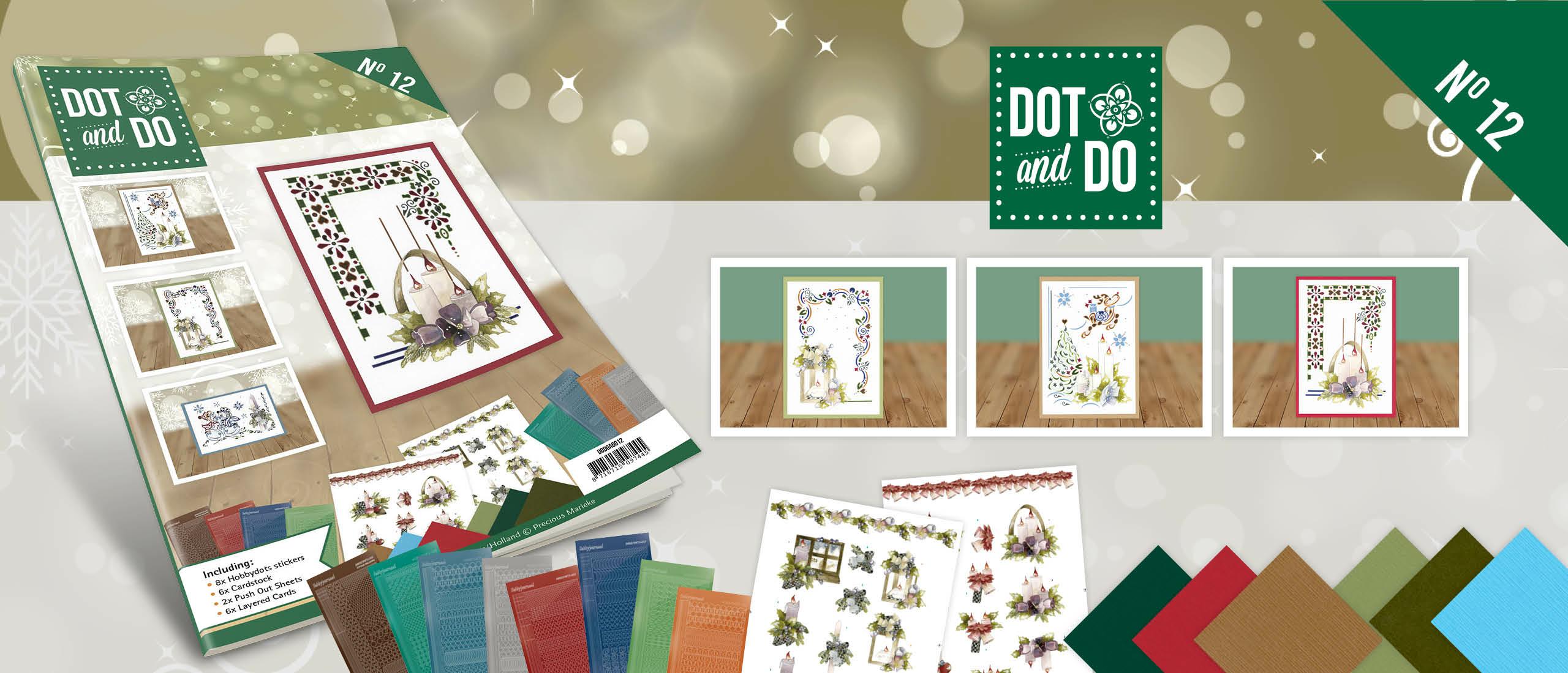 🆕 Dot and Do Book 12 - Precious Marieke - The Best Christmas Ever🎄