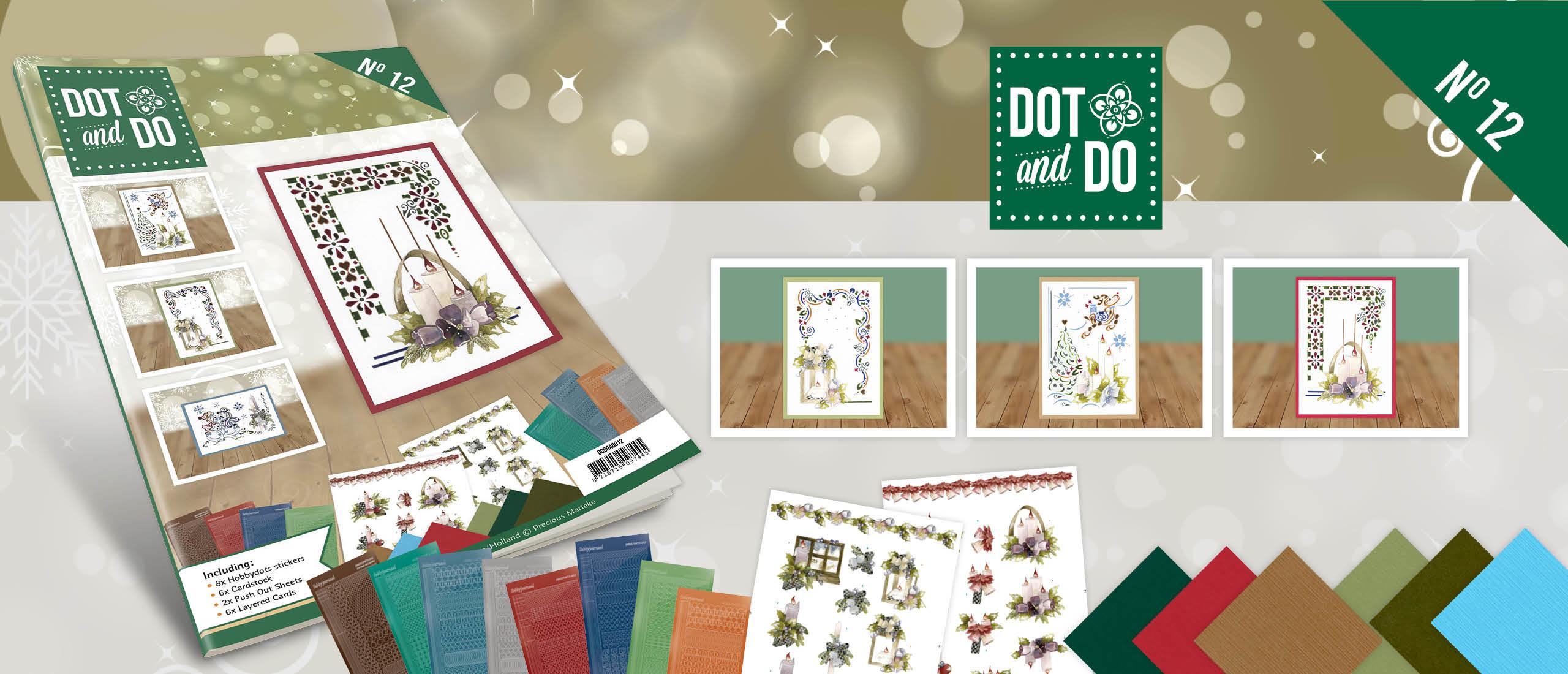 Dot and Do A6 Book 12 - Precious Marieke - The Best Christmas Ever
