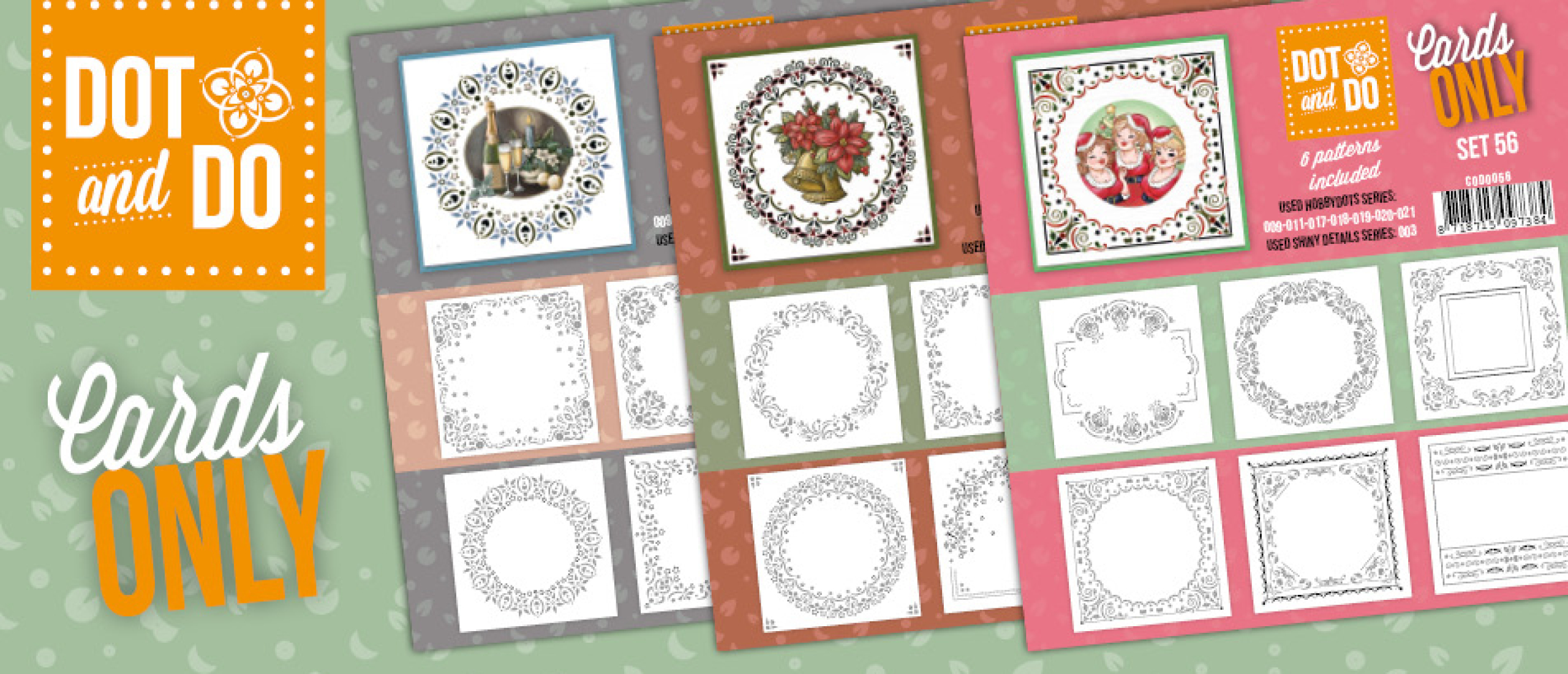 Dot and Do - Cards Only - Set 54-55-56