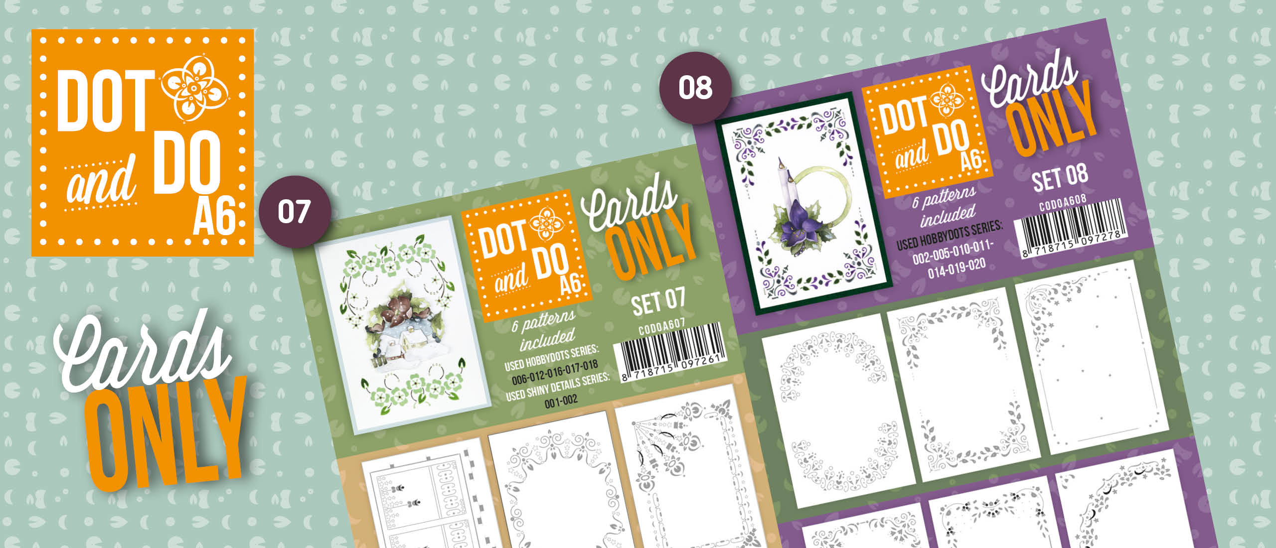 Dot and Do - Cards Only - 7 en 8