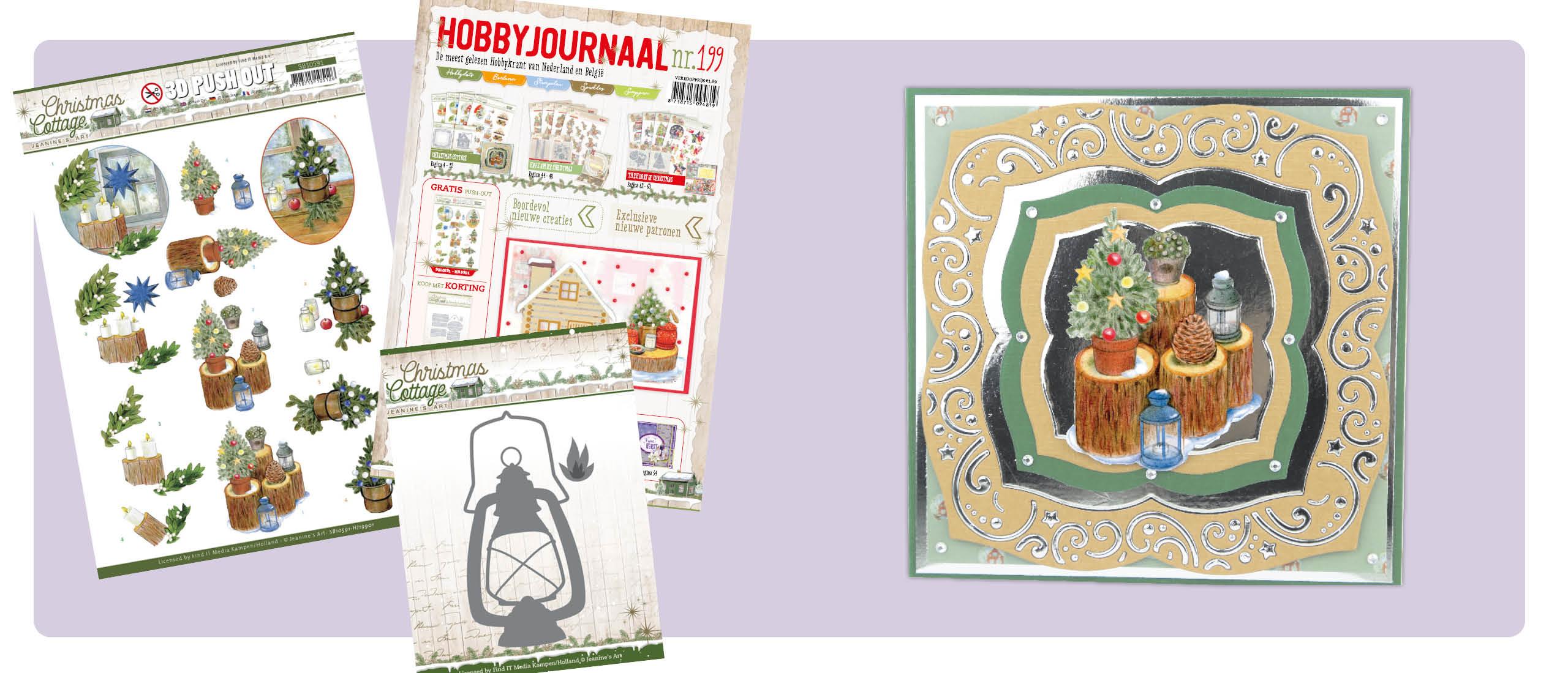 Leuke actes bij Hobbyjournaal 199