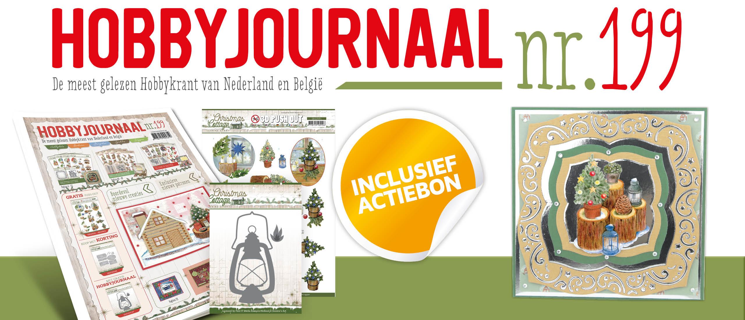 Hobbyjournaal 199 (SETHJ199-JAD10137)