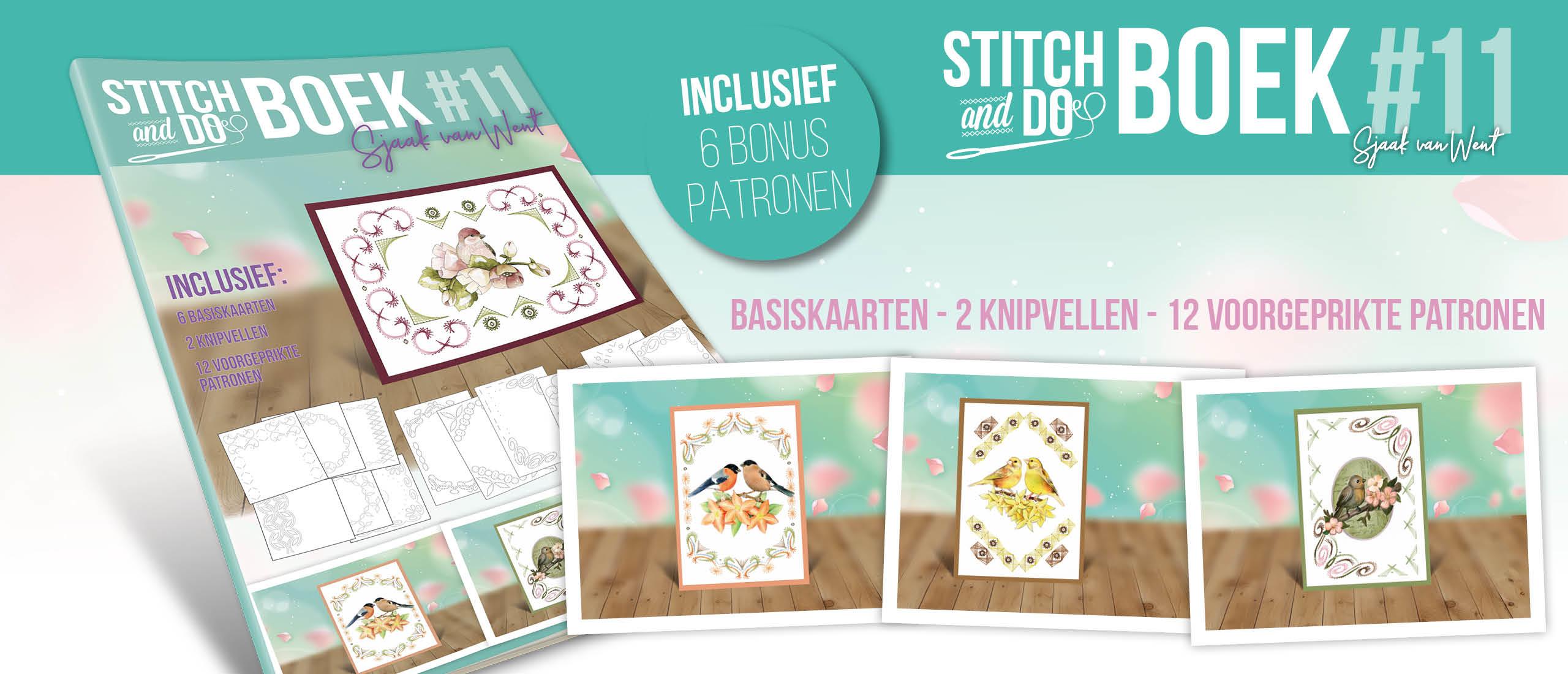 Stitch and Do boek 11