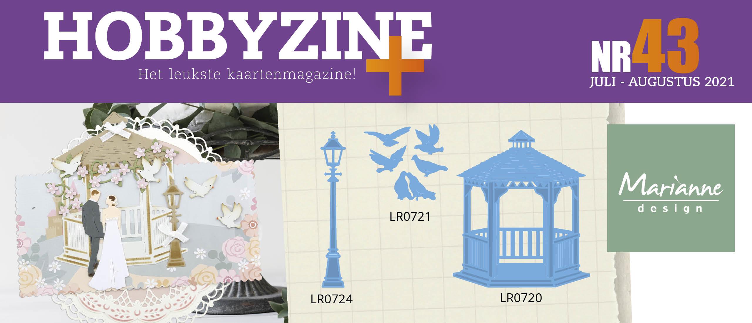 Marianne Design in Hobbyzine 43