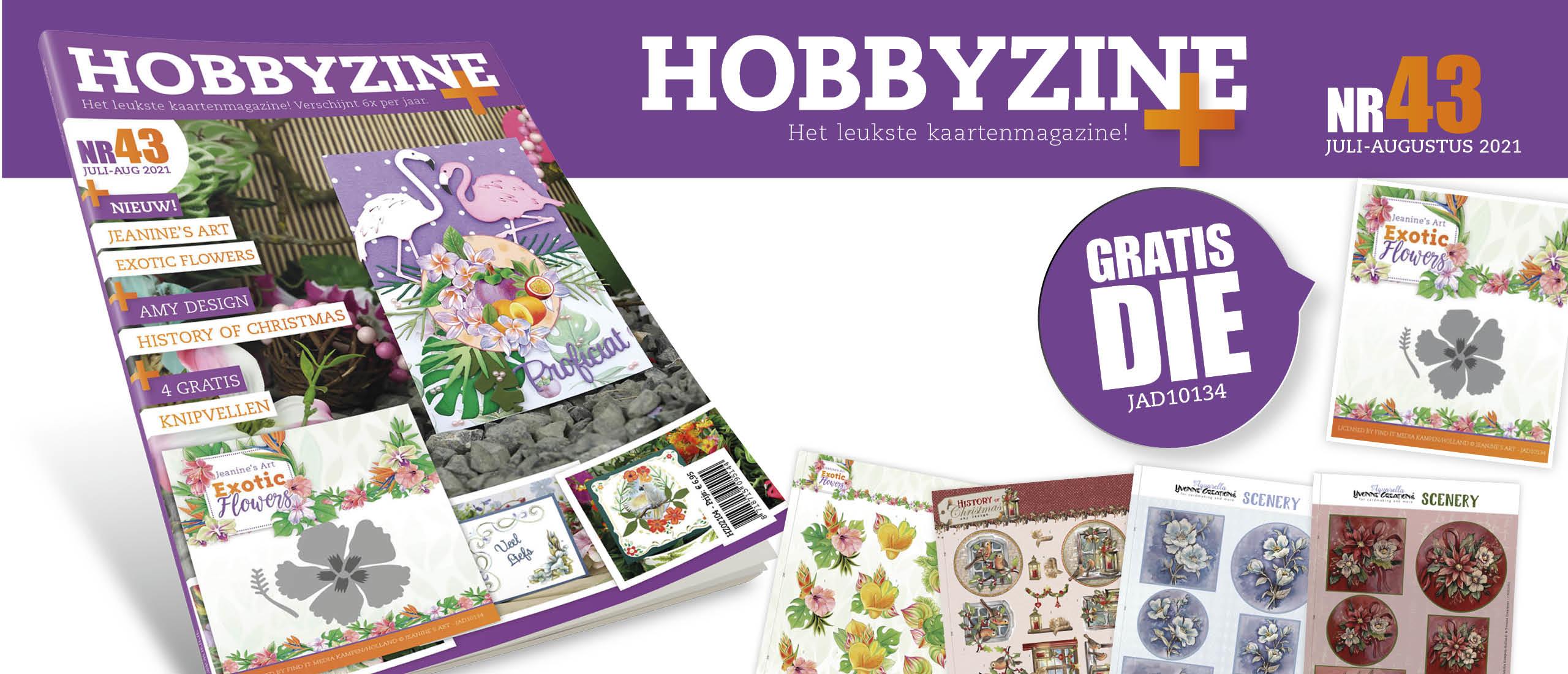 Gratis Scenery bij Hobbyzine 43