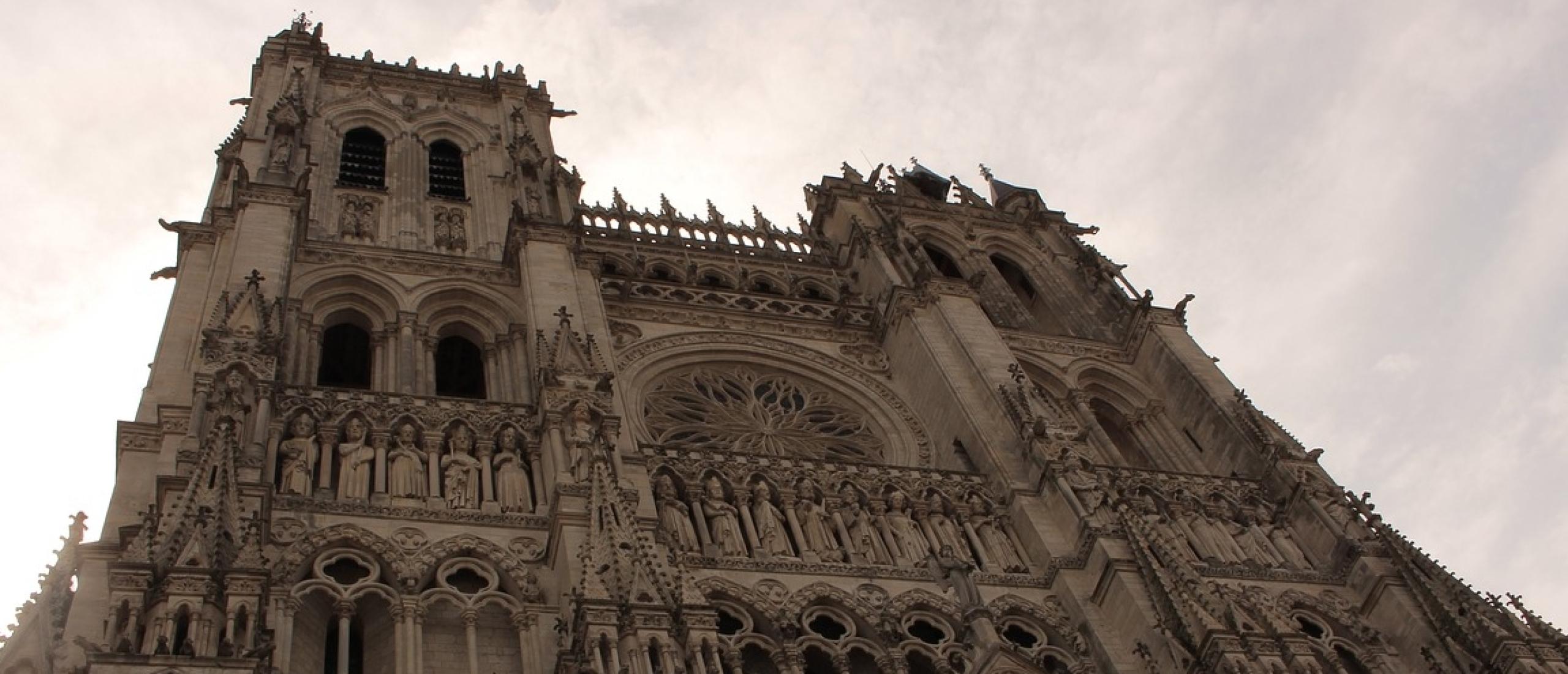 Amiens, de stad van Jules Verne
