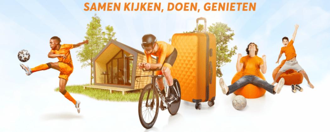 Sportzomer in Nederland beleven