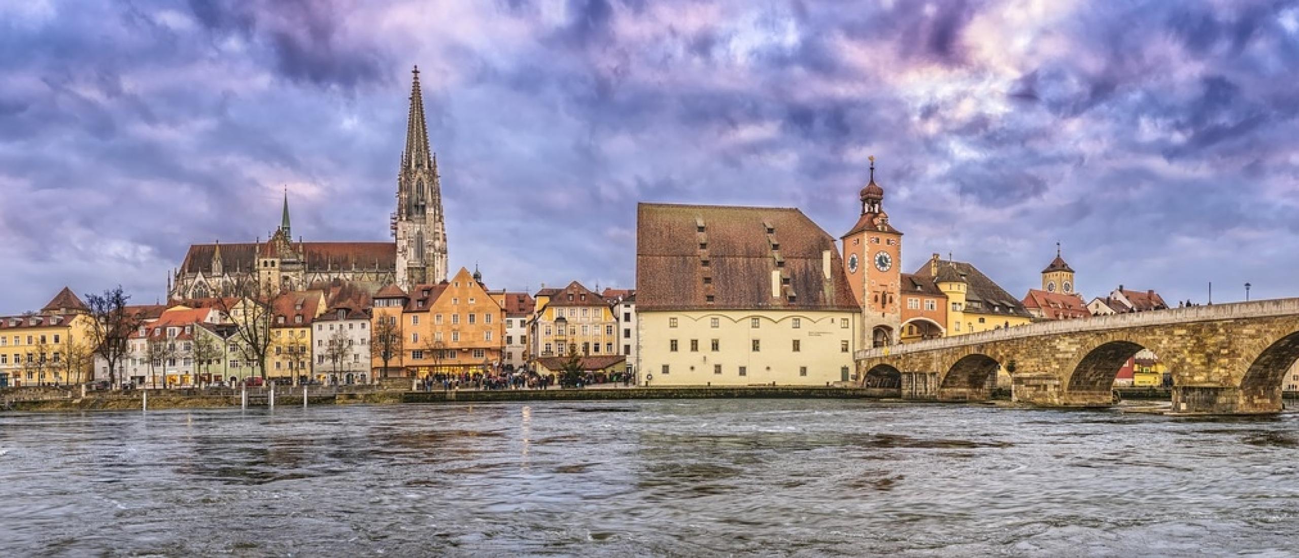 Regensburg, veel historie en ... kroegen