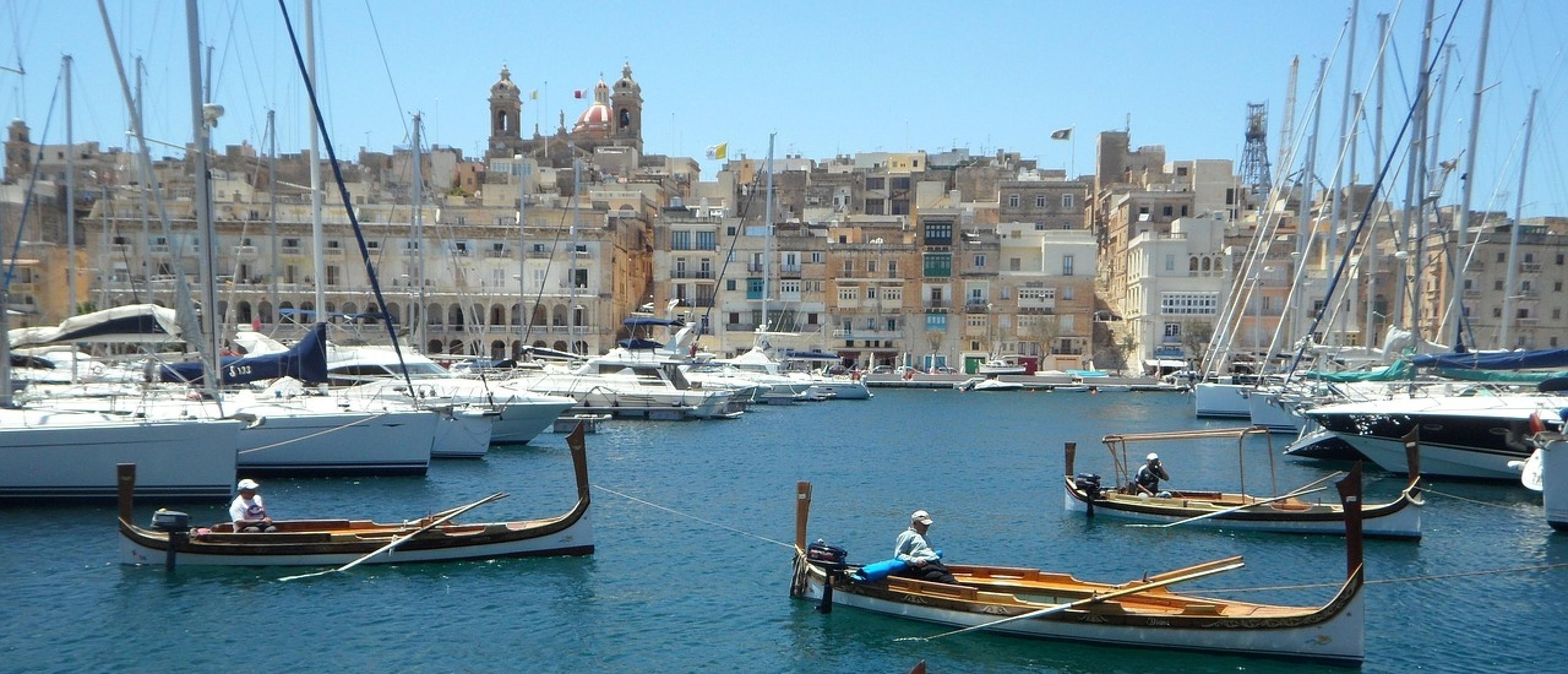 Valletta vol historie