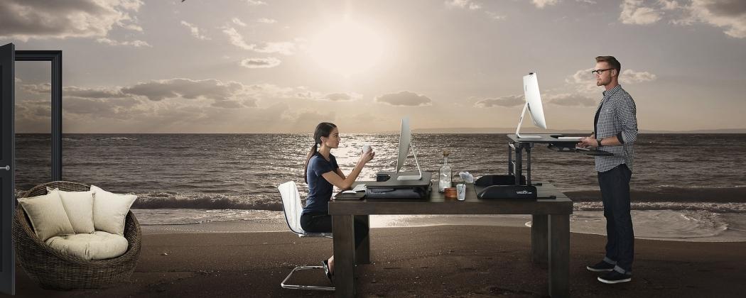 Workation in Nederland of daarbuiten?