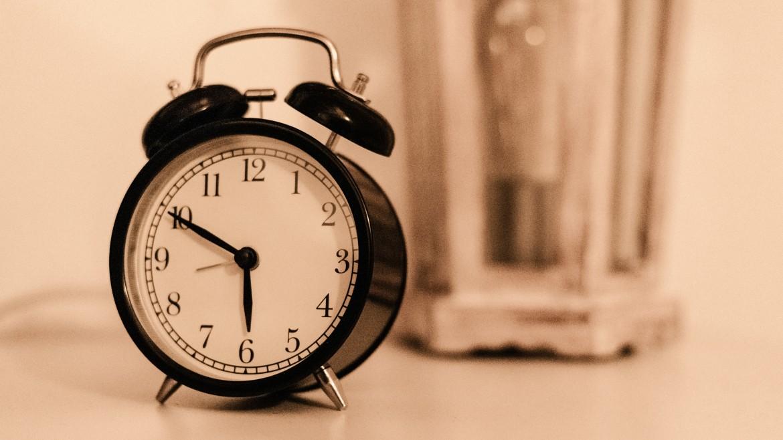 Het wordt nog altijd aangeraden om 8 uur te slapen