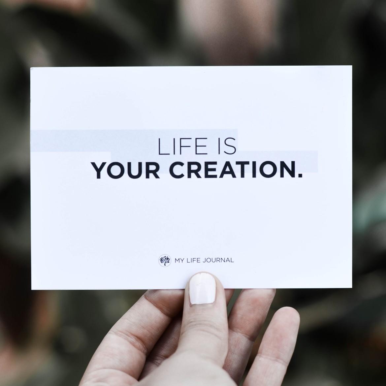 Creeër je eigen leven