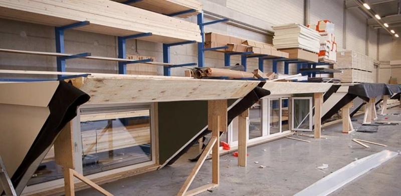 kant en klare dakkapel fabricage