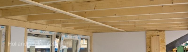 landelijke dakkapel constructie