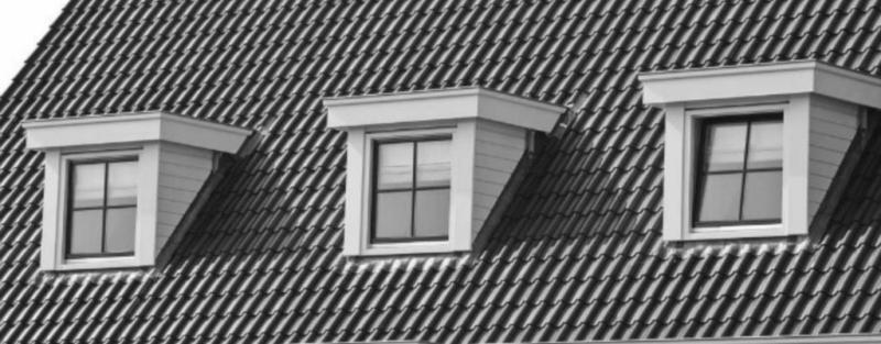 kleine landelijke dakkapel plaatsen