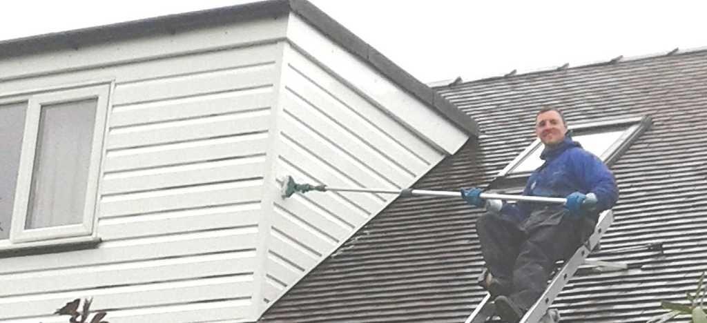 onderhoud dakkapel - reinigen