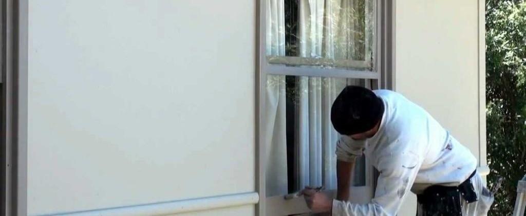 onderhoud dakkapel - schilderen