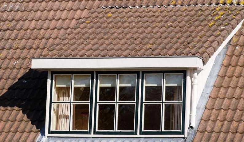 onderhoud dakkapel - schuin dak
