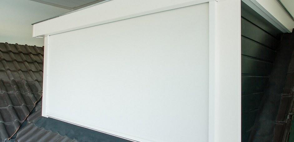 Zonwering dakkapellen -screens