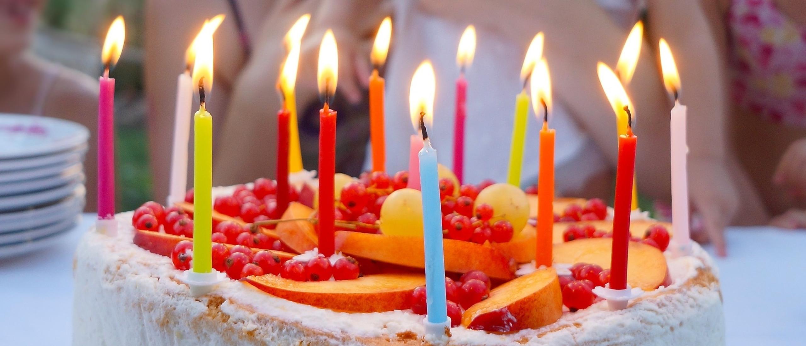 Verjaardag vieren in het pleeggezin