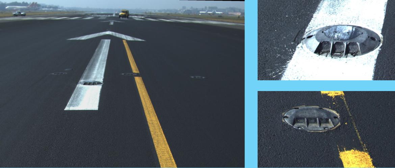 Video inspection of runways