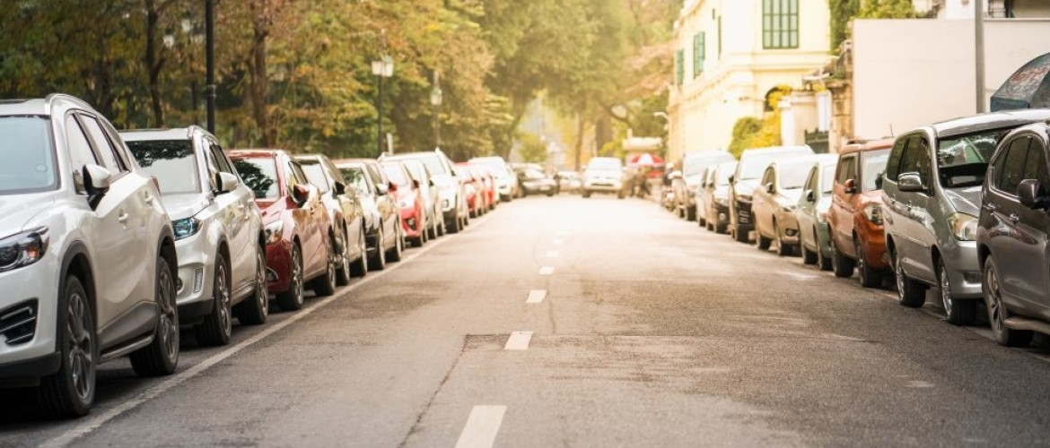 Imagery based parking solutions