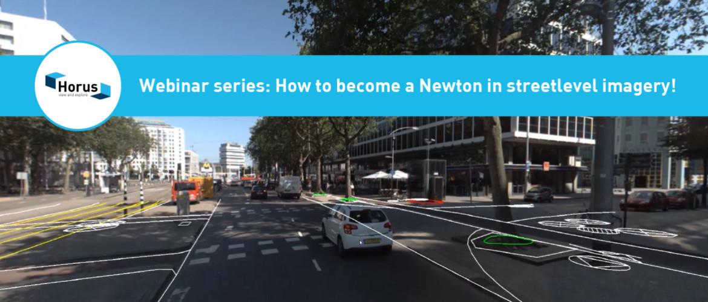 Successful kick off Horus Newton webinar series