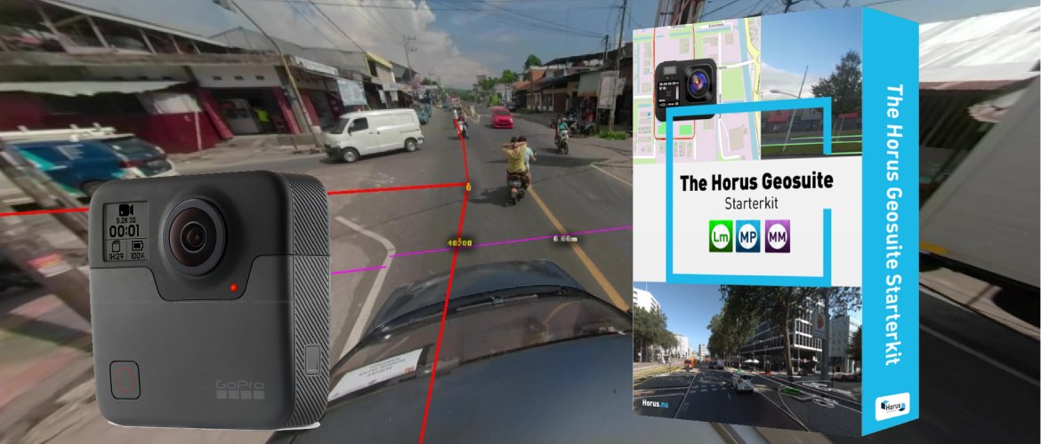 "The Horus Webinar ""Mobile Mapping with actioncams"