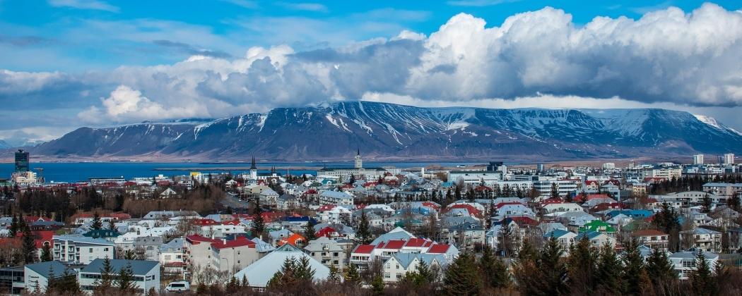 Blue Lagoon en Sky Lagoon IJsland