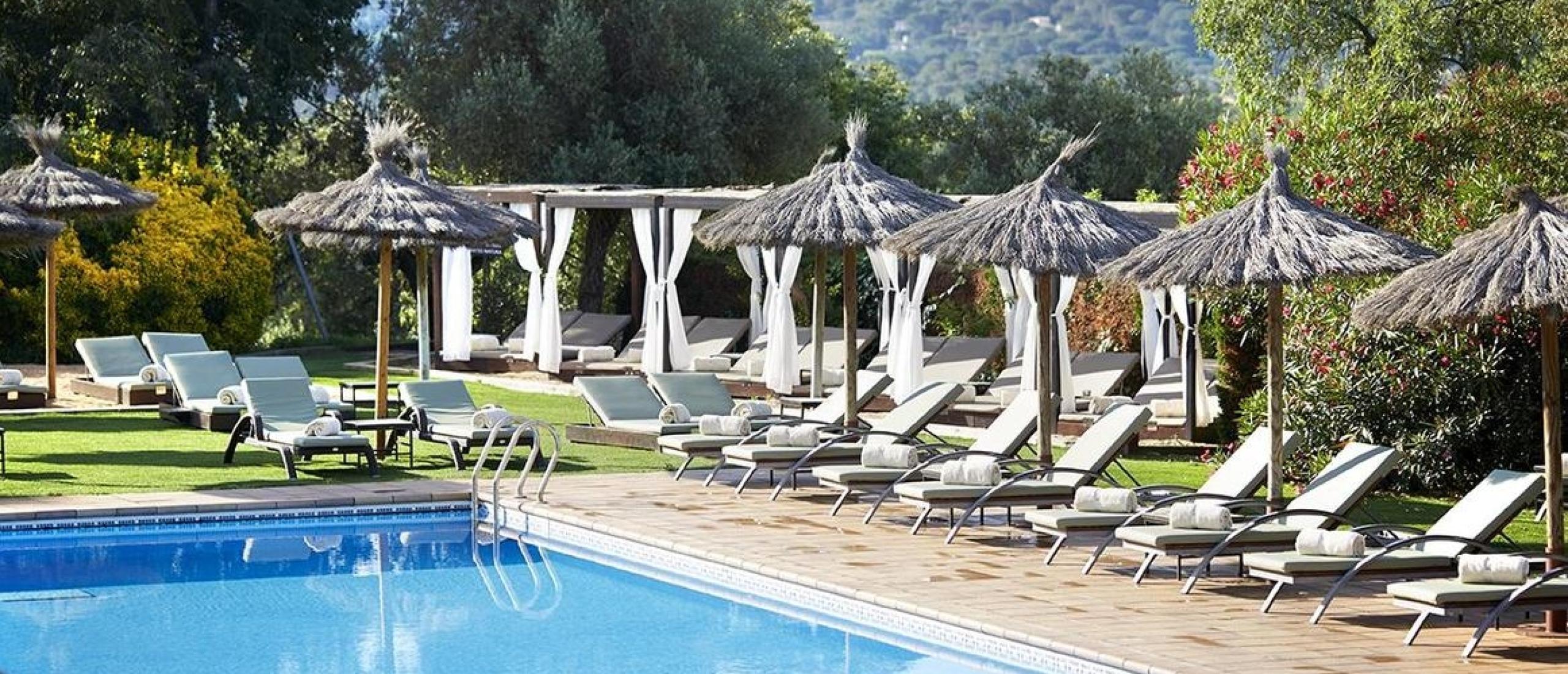 Hotel Spa Mas Tapiolas