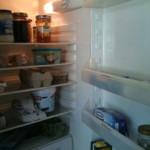 Energie besparing tip: laat voedsel in koelkast ontdooien.