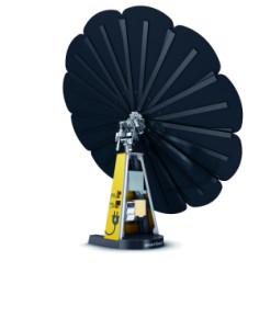 Smartflower Nederland uitklapbare zonnepanelen, POPe oplaadstation
