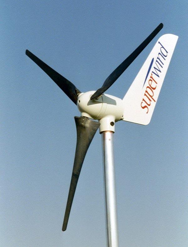 Spiksplinternieuw kopen kleine windmolen op windenergie OJ-51
