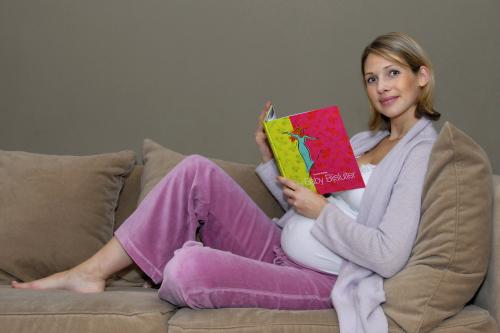 Boek over het moederschap