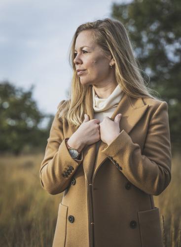 Sarah Bierens founder van House of Inner Peace