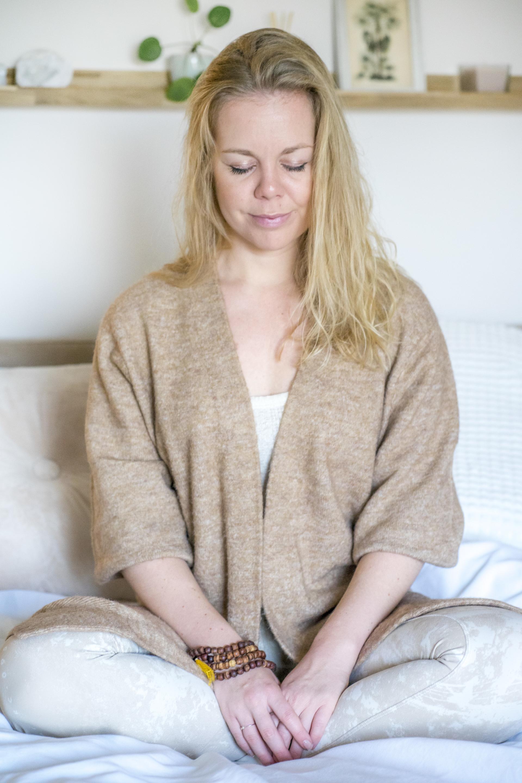 yoga is thuiskomen bij jezelf