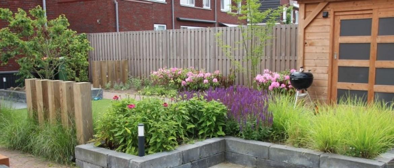 Betere Kleine tuin | Tips en ideeen bij tuinontwerp, tuinaanleg en XW-31