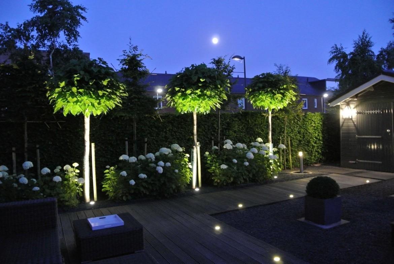 aanleg tuinverlichting