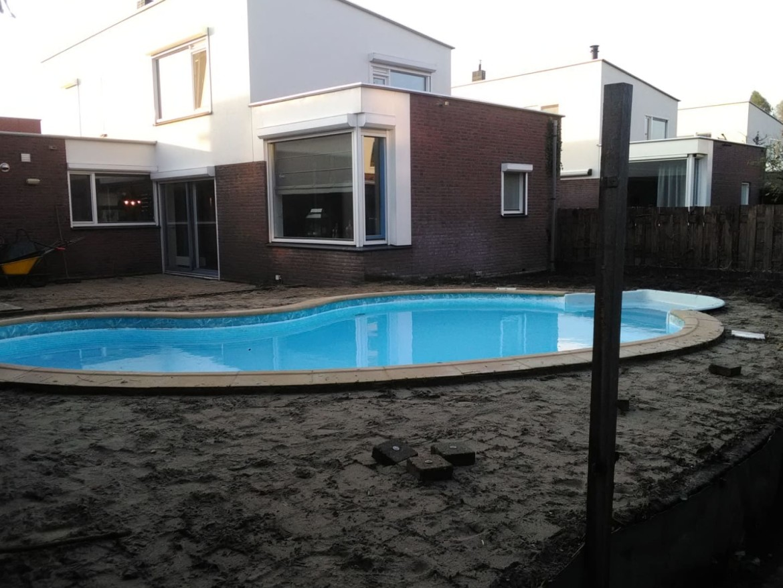 aanleg zwembad rotterdam oost