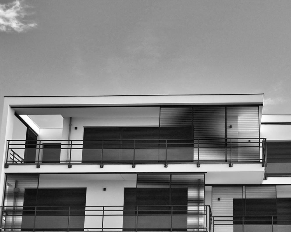 aanleg dakterras penthouse