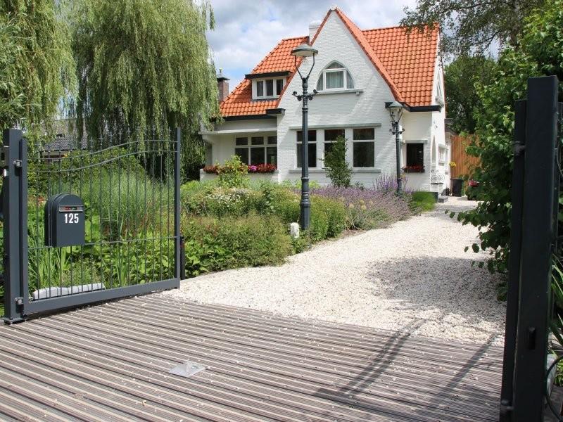 privacy en veiligheid bij aanleg van een villatuin