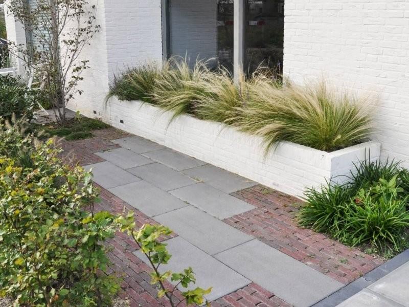 tuin langer of breder maken