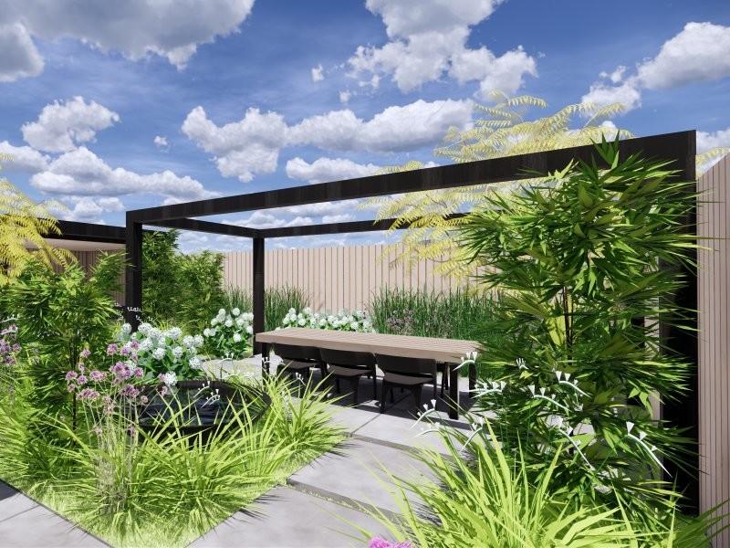 tuinontwerp nieuwbouw