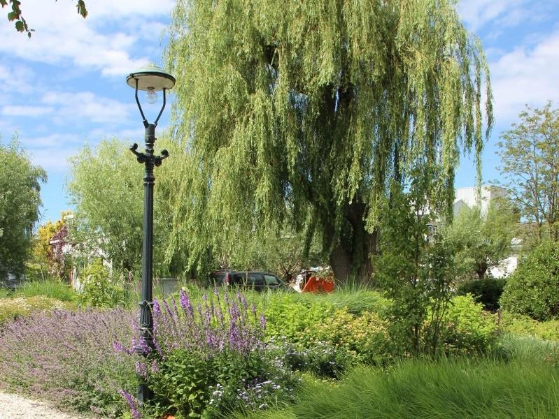 aanleg tuinverlichting in villatuin