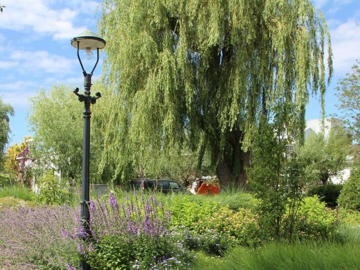 tuinverlichting tuinaanleg