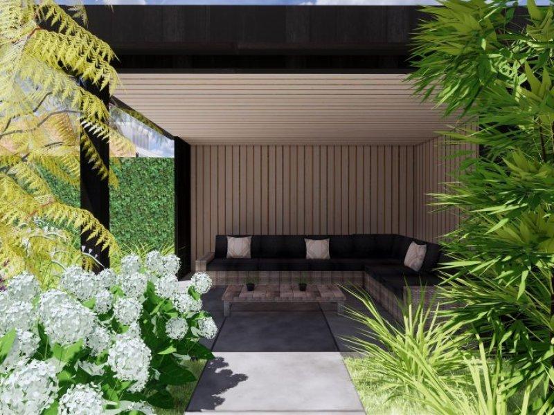 architect tuin in Rotterdam en den Haag
