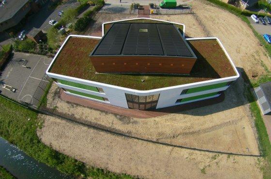 aanleg groendak Zuid Holland