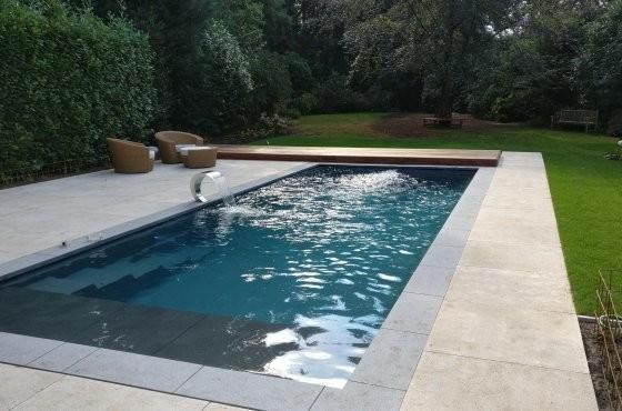 zwembadbestrating zwembad
