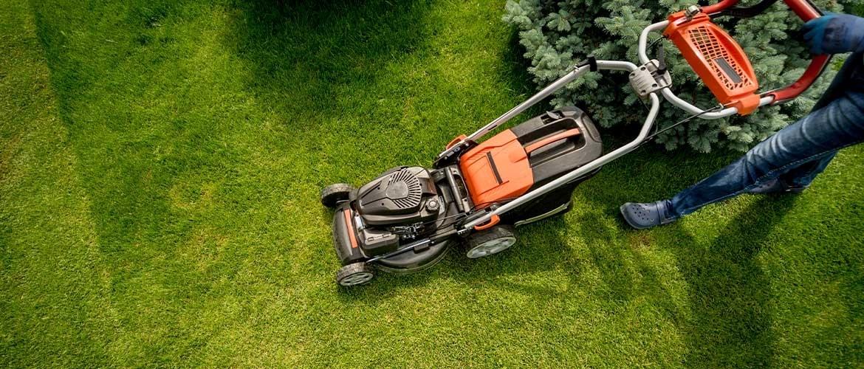 Wanneer is de laatste keer dat ik het gras moet maaien?